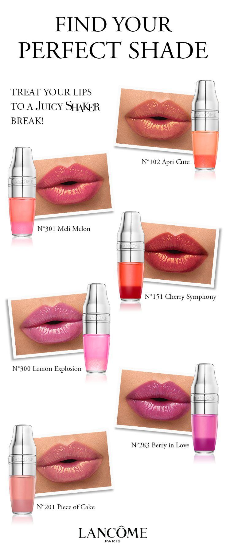 Hochzeit - Juicy Shaker Lip Oil #BANTHEBORING