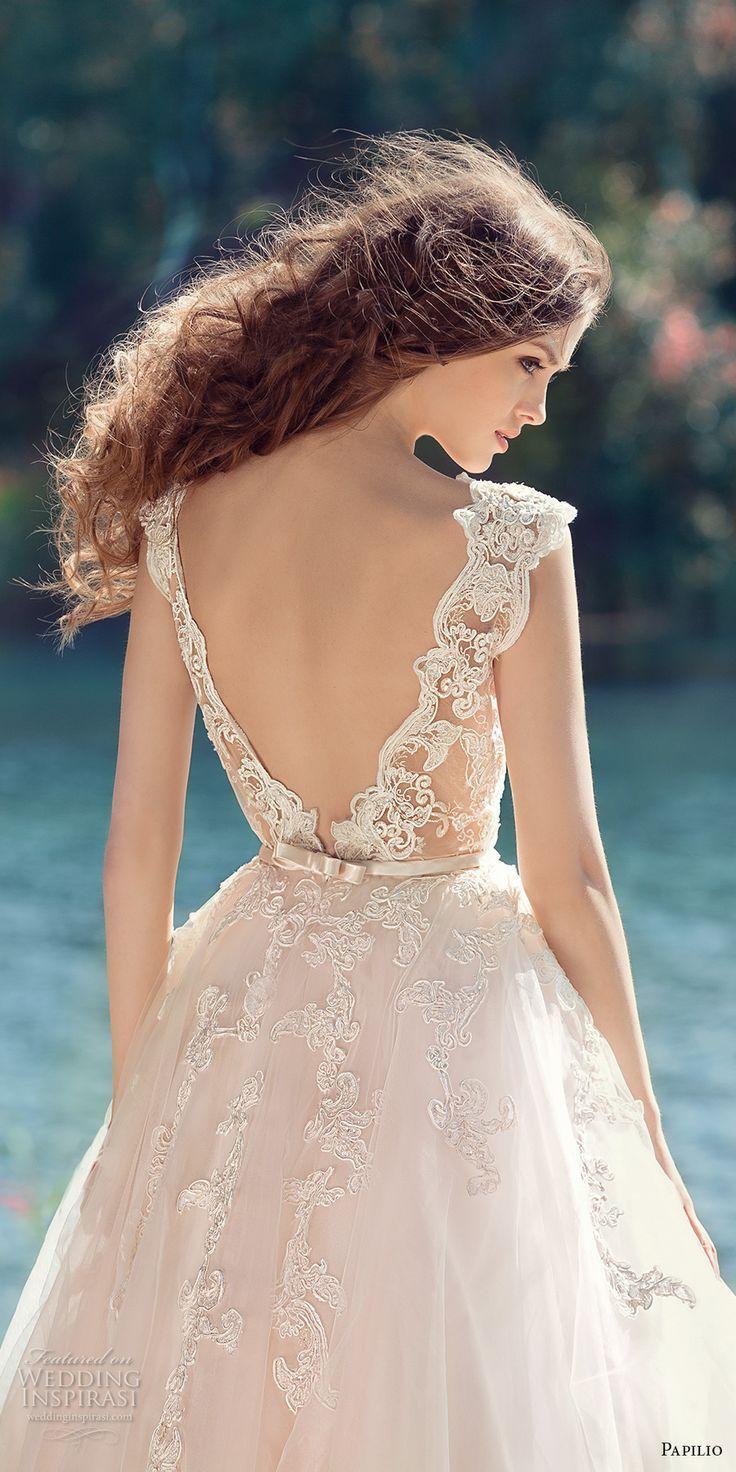 "Свадьба - Papilio 2017 Wedding Dresses — ""Wings Of Love"" Bridal Collection"