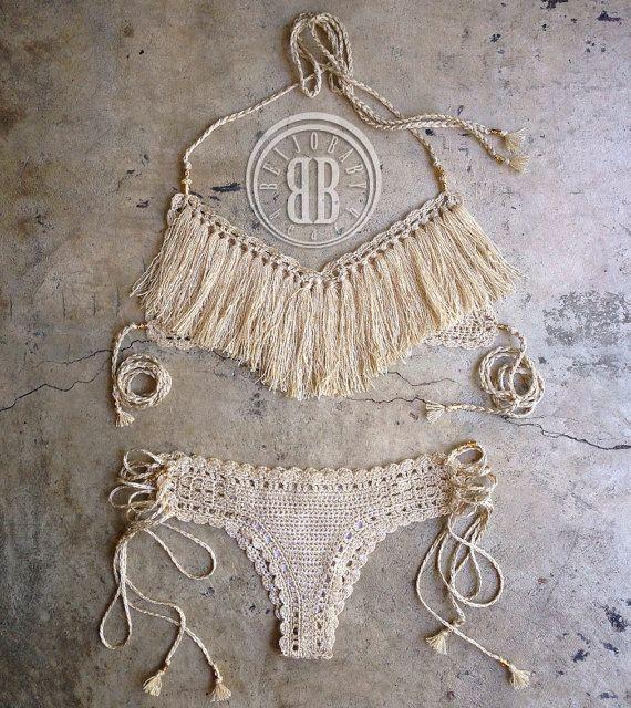 Hochzeit - Sanddollars Bikini