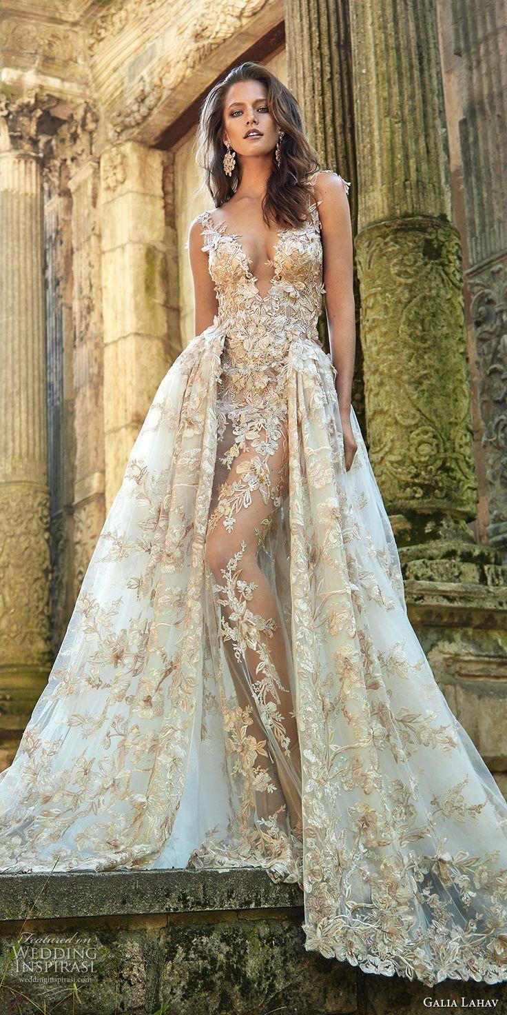 Beautiful Bridal Dreams Are Made Of These Galia Lahav Fall 2017