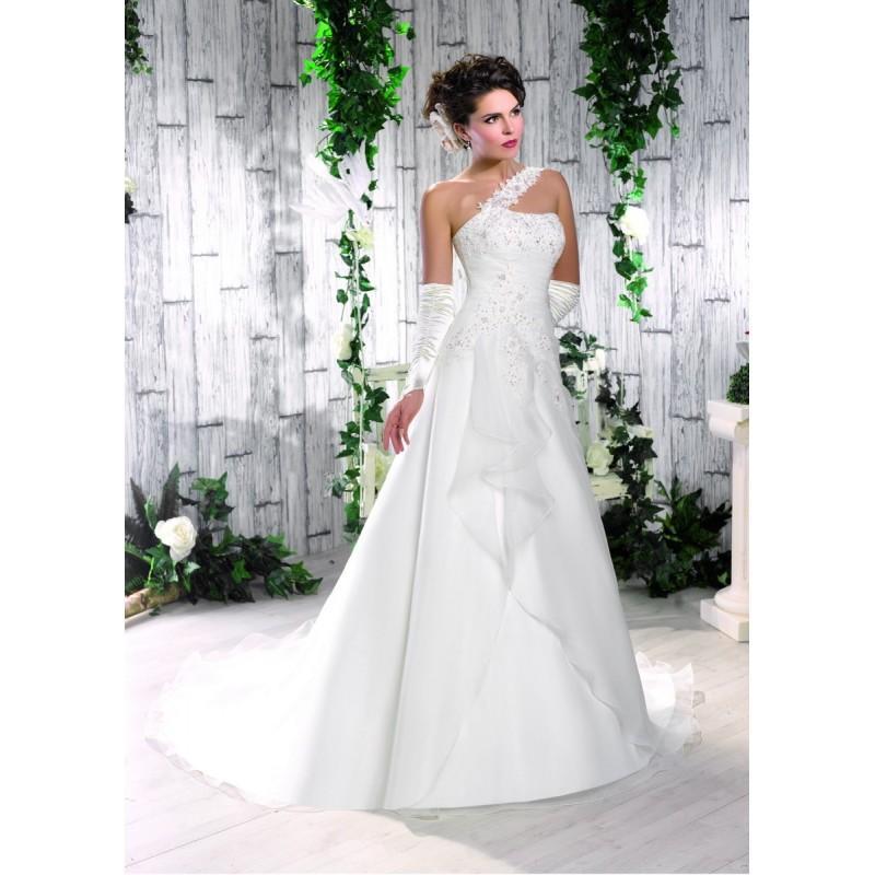 Hochzeit - Robes de mariée Collector 2016 - 164-14 - Superbe magasin de mariage pas cher