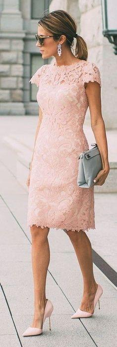 Mariage - 55 Fresh And Lovely Pre Summer Fashionista Outfits To Try