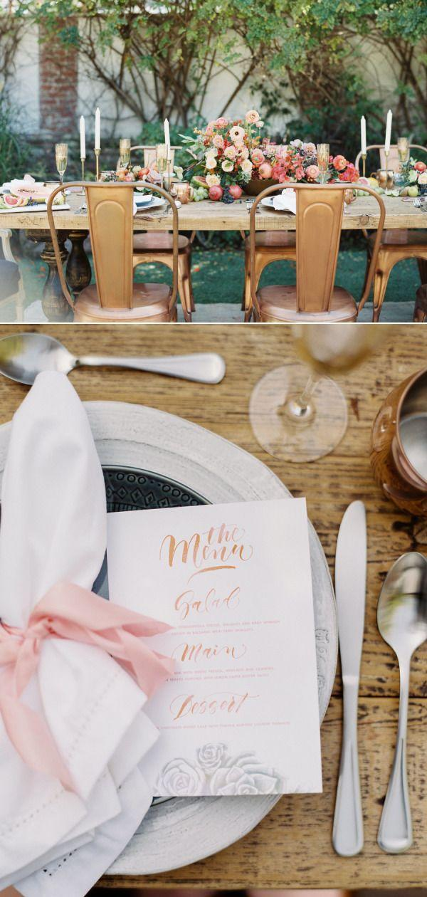 Mariage - The Ultimate Inspiration For A Colorful Boho-Style Wedding