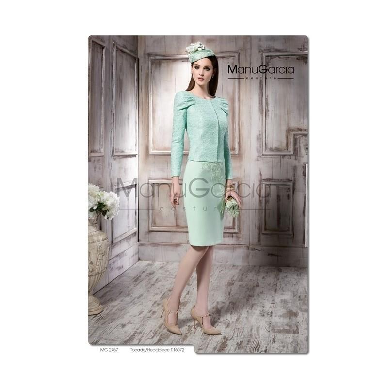 Свадьба - MarnuGarcia 2016 Cocktail dresses Style MG 2757 -  Designer Wedding Dresses