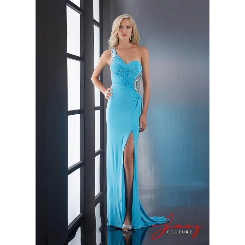 Wedding - Jasz Couture - Style 5220 - Formal Day Dresses
