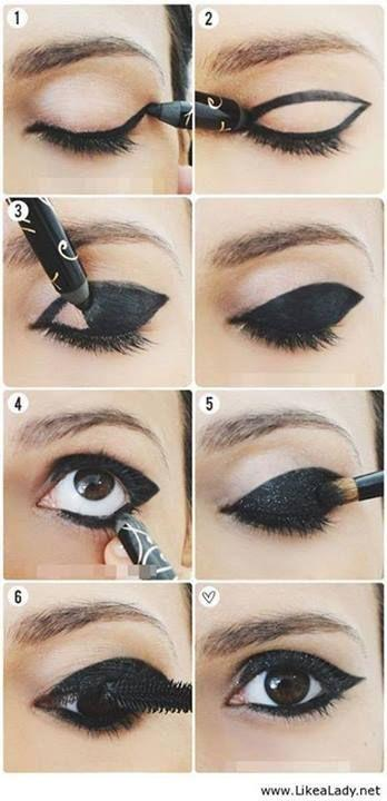 Hochzeit - Daily New Fashion : Eyes Makeup Fashion