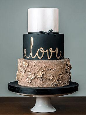 Hochzeit - Wedding Cake Inspiration - I Do! Wedding Cakes