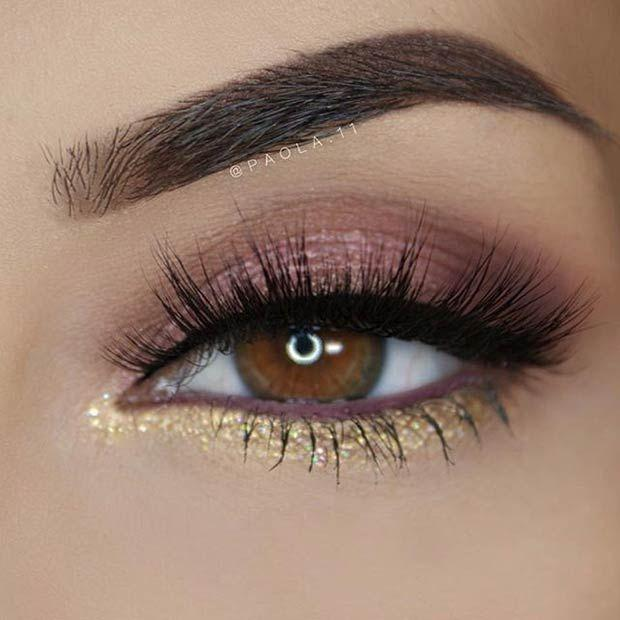 Hochzeit - 21 Insanely Beautiful Makeup Ideas For Prom