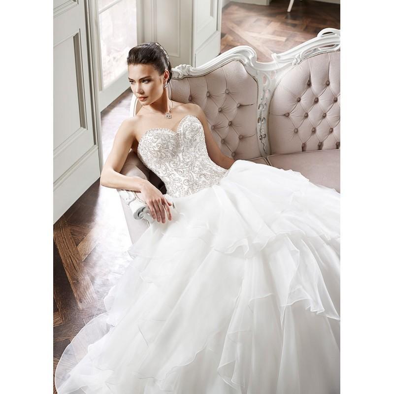 Eddy K Wedding Gowns 2016-CT145 - Designer Wedding Dresses #2679908 ...