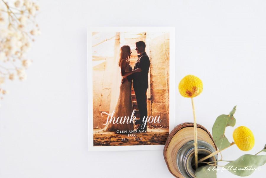Свадьба - Wedding Thank You Cards