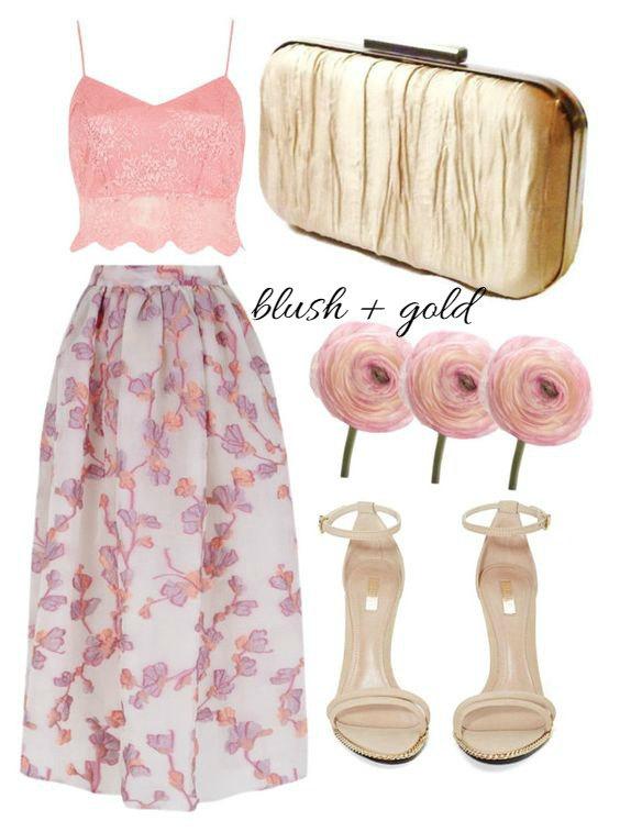 زفاف - blush and gold, gold clutch, blush weddings, bridesmaids gifts, champagne clutch, box clutch, gold minaudiere, light gold clutches