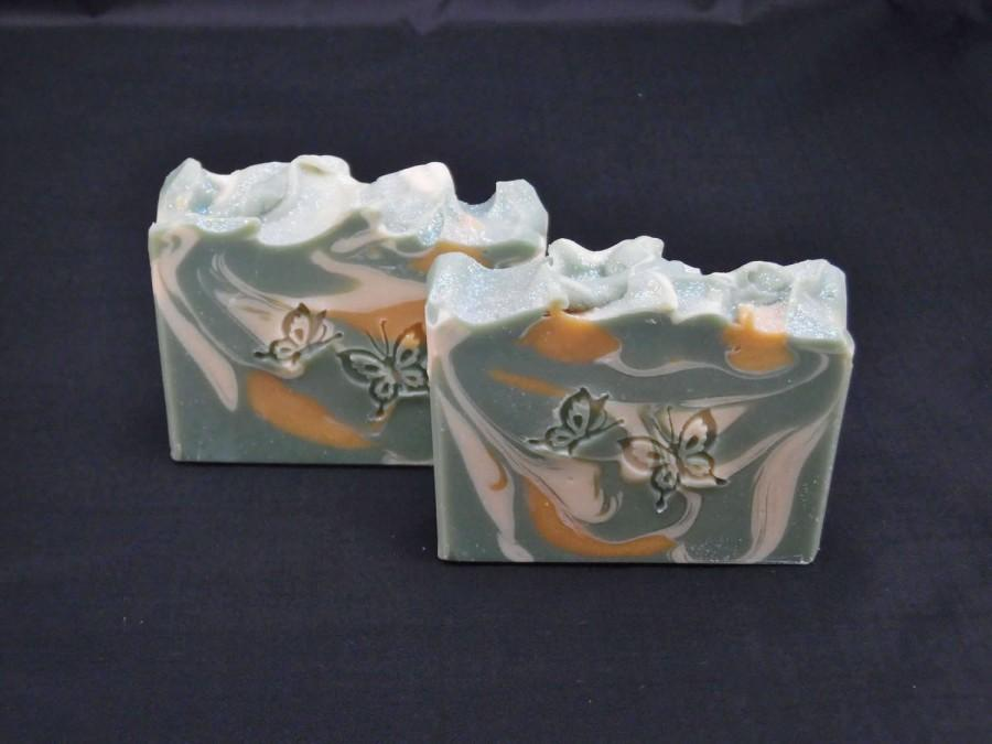 St Patrick 39 S Day Fresh Bamboo Cold Process Soap St