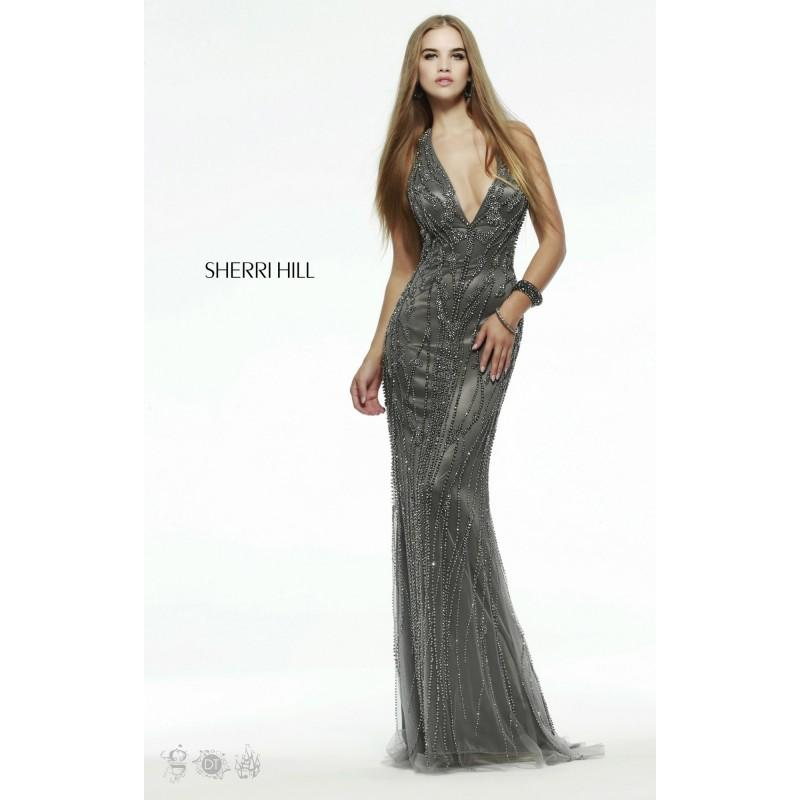 Nozze - Sherri Hill - 4811 - Elegant Evening Dresses