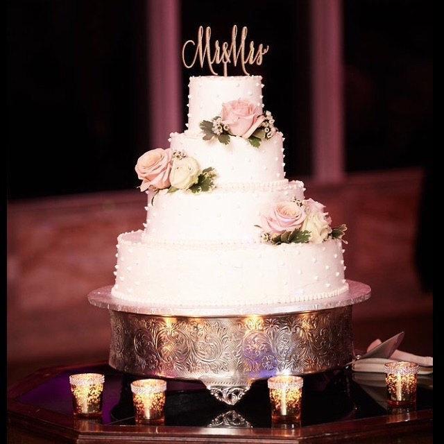 Engagement Cake Topper Mr Mrs Cake Topper Wedding Cake Topper