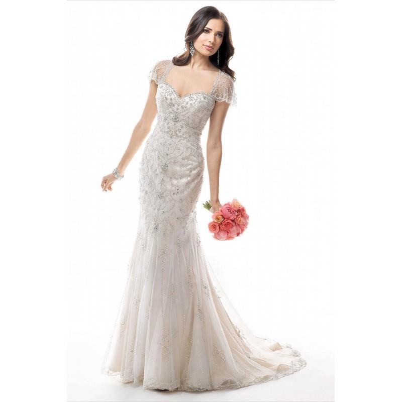 Hochzeit - Style 4MS842CA - Fantastic Wedding Dresses