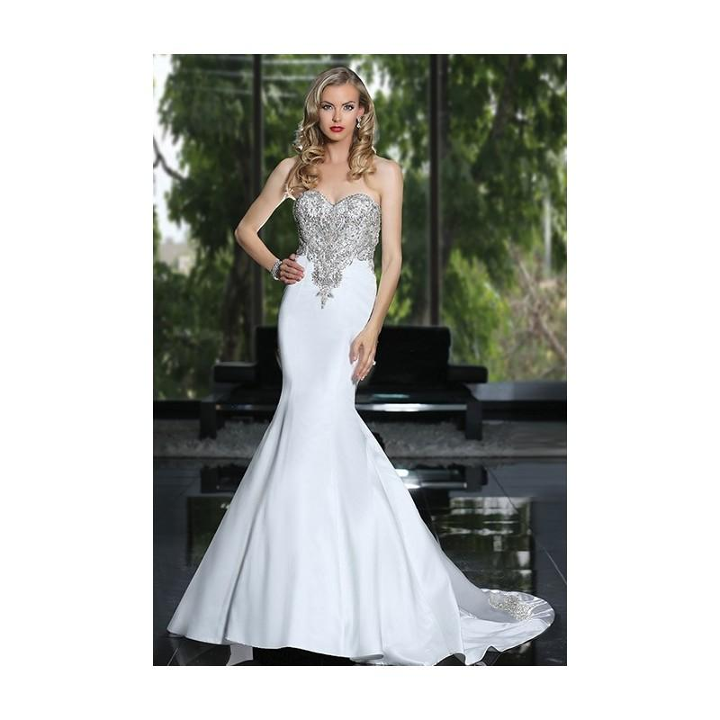 Wedding - Simone Carvalli - 90211 - Stunning Cheap Wedding Dresses