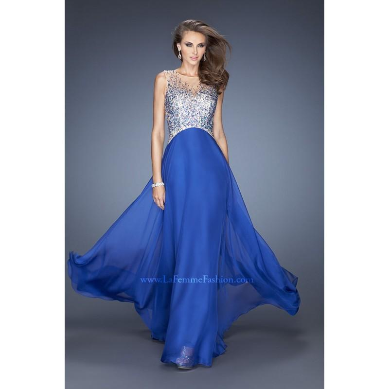 Wedding - La Femme 20173 Dress - Brand Prom Dresses