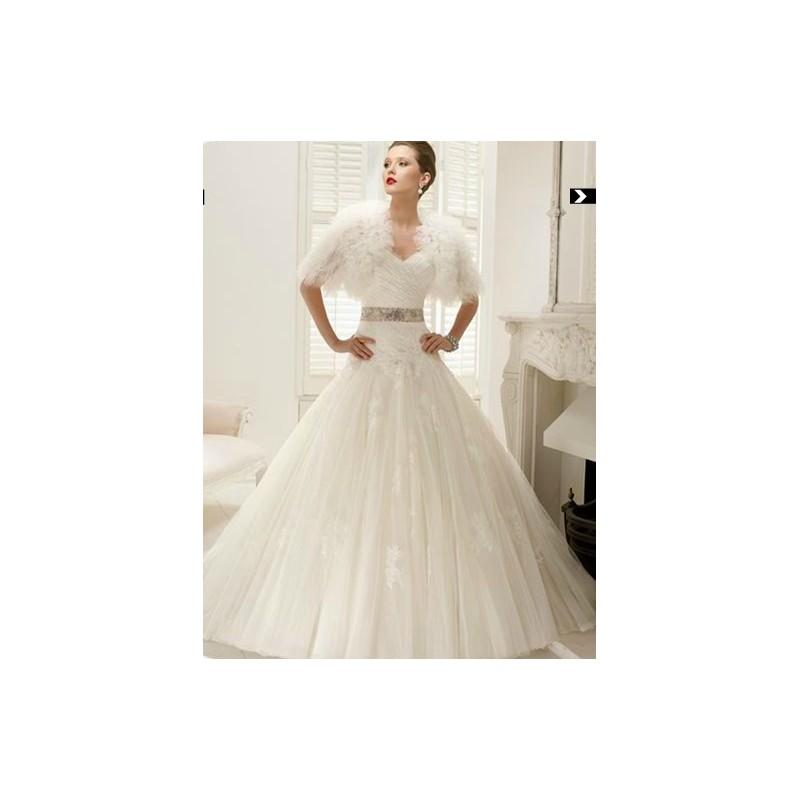 Wedding - Ronald Joyce Phoenix/66038 - Compelling Wedding Dresses