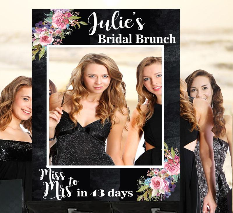 Mariage - Bridal Shower Gift Photo Prop Wedding Bachelorette Party Decorations Baby Shower Decorations Bridal Shower Decorations Bridal Shower Sign