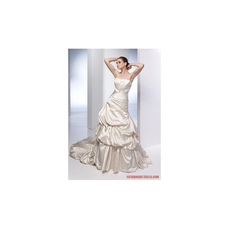 Wedding - Claudine Wedding Dresses  - Style 7748 - Junoesque Wedding Dresses