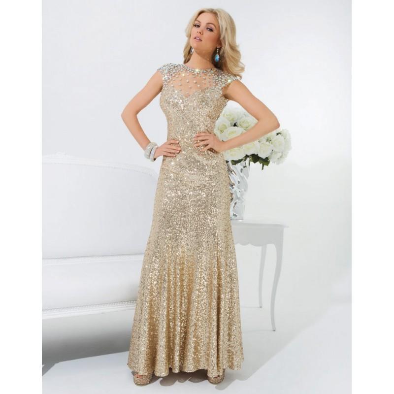 Mariage - Tony Bowls Legala 114539 Dress V1826-01, V1826-02 - Brand Prom Dresses