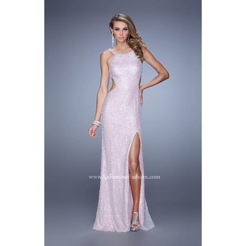 Wedding - La Femme - 20933 - Elegant Evening Dresses