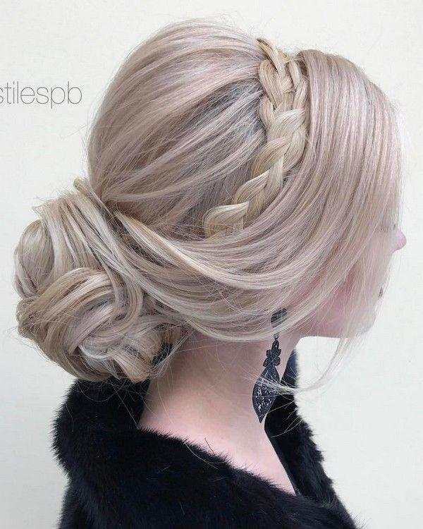 زفاف - Elstile Long Wedding Hairstyle Inspiration