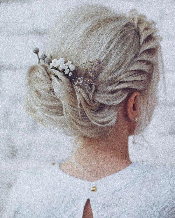 Hochzeit - 150   Gorgeous Wedding Hairstyle Ideas From Tonya Pushkareva