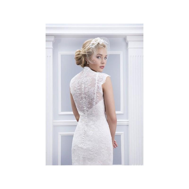 Свадьба - Vestido de novia de Lillian West Modelo 6314_250 - 2014 Recta Otros Vestido - Tienda nupcial con estilo del cordón