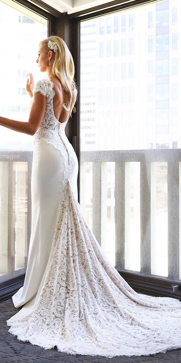 زفاف - 30 Vintage Inspired Wedding Dresses