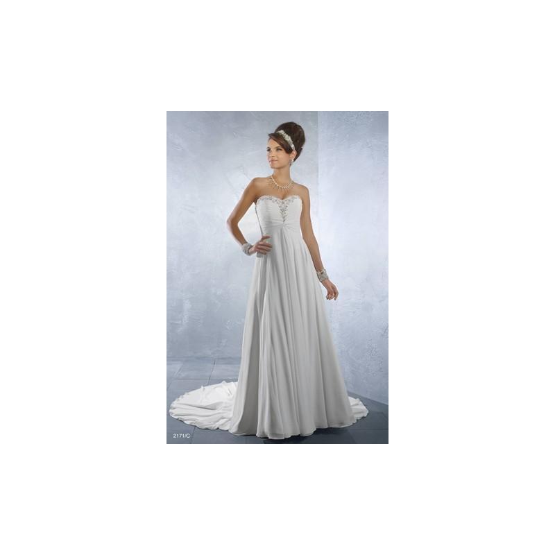 Свадьба - Alfred Angelo 629719 - granddressy.com