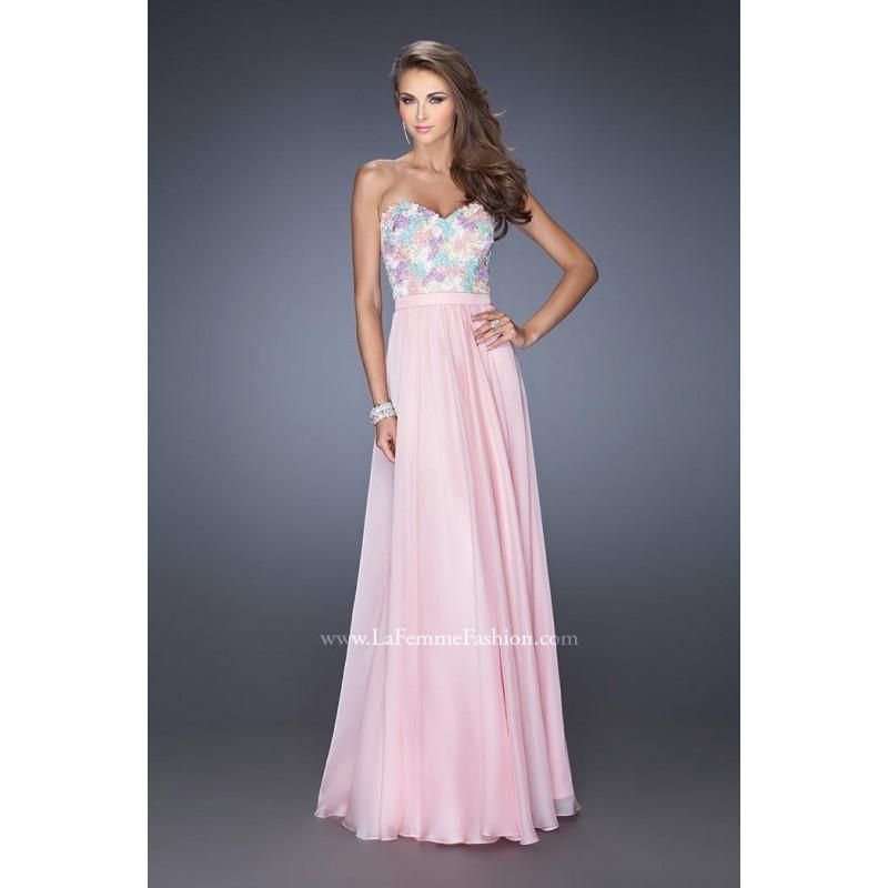 Свадьба - La Femme 20036 - Elegant Evening Dresses
