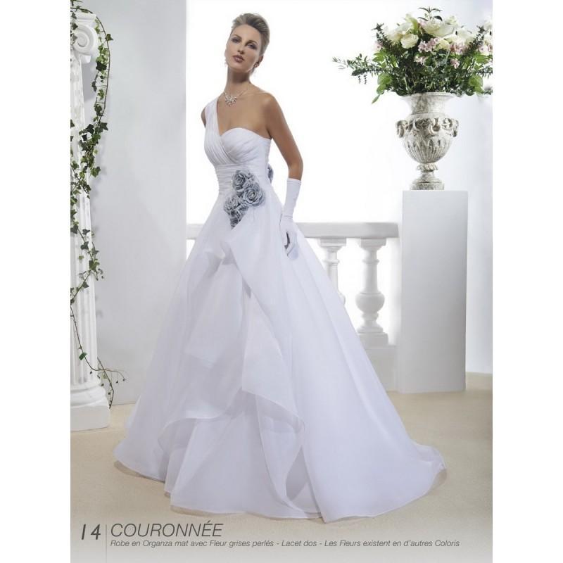 Wedding - Robes de mariée Annie Couture 2016 - couronnee - Superbe magasin de mariage pas cher