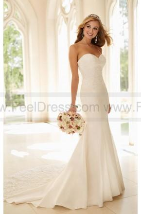 Wedding - Stella York Dolce Fit-And-Flare Wedding Dress Style 6236
