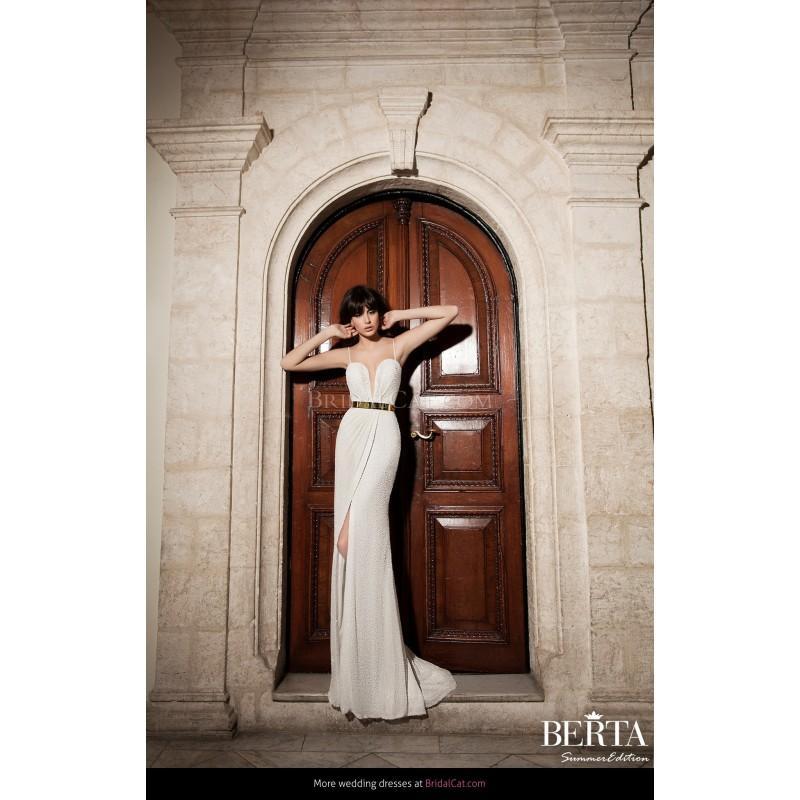Свадьба - Berta Bridal Summer Edition 2014 11 - Fantastische Brautkleider