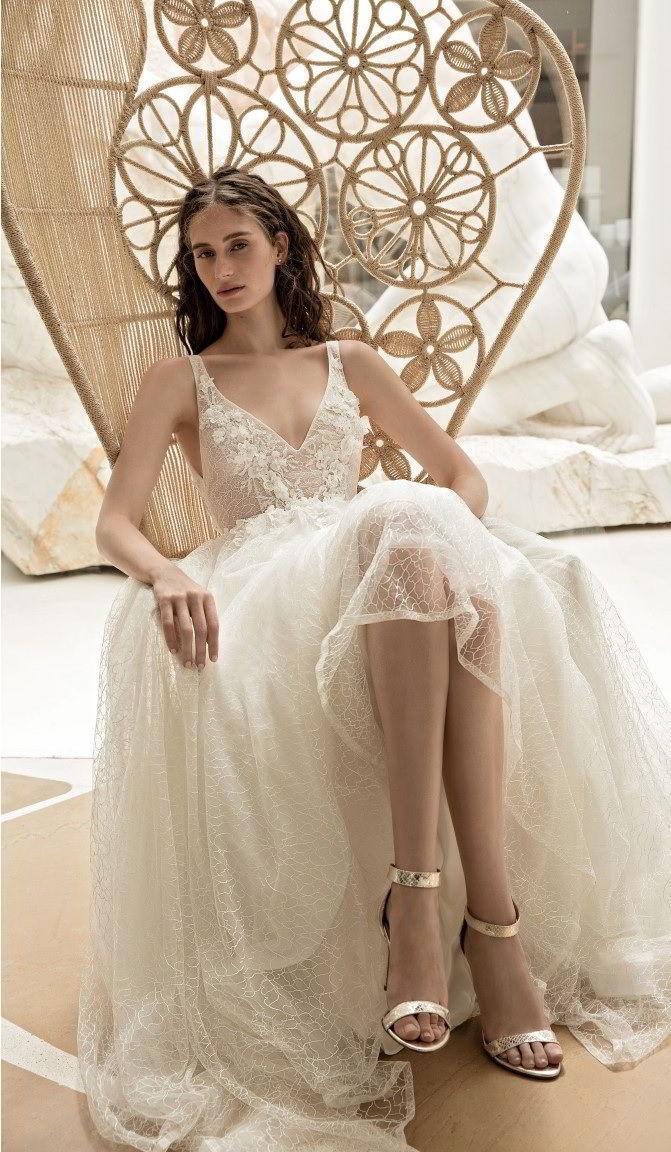 8968ca19612 Flora Bridal 2017 Wedding Dresses  2683001 - Weddbook