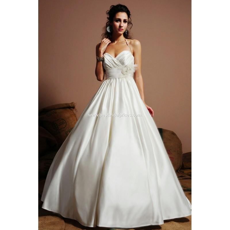 Wedding - Eden Silver Label Wedding Dresses - Style 1381 - Formal Day Dresses