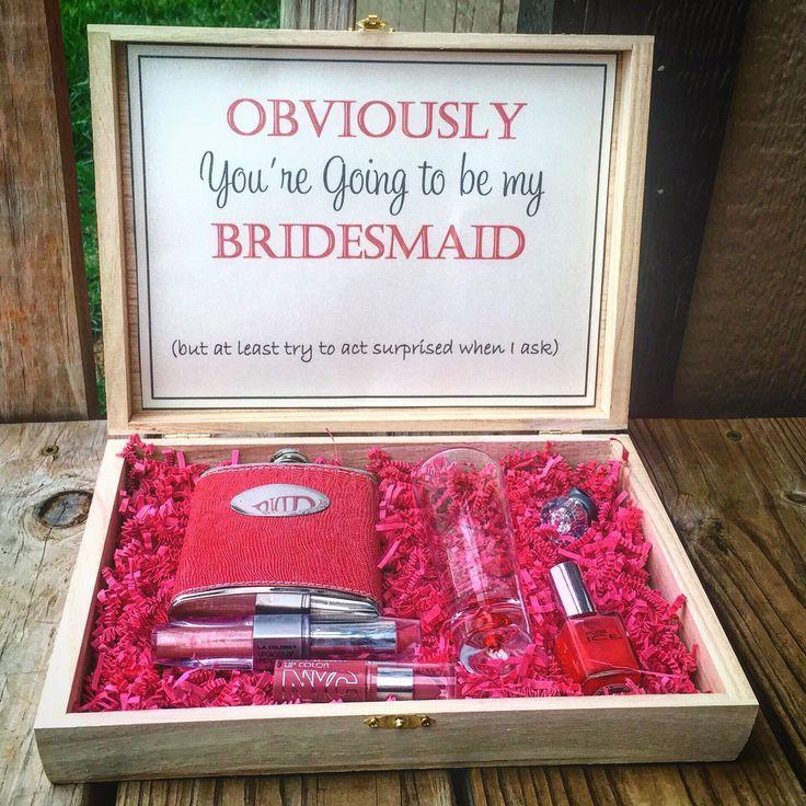 Mariage - Bridesmaid Box