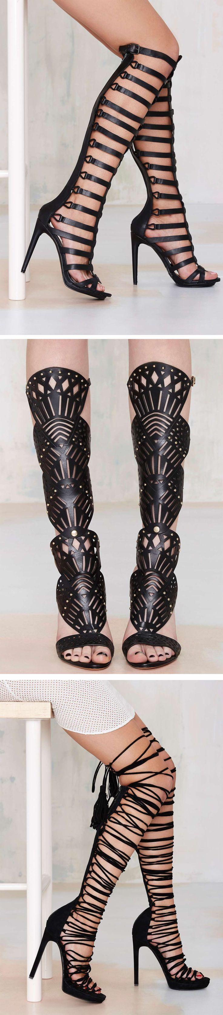 Hochzeit - Gladiator Sandals