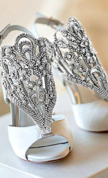Wedding - Fancy Footwork - Vince Camuto