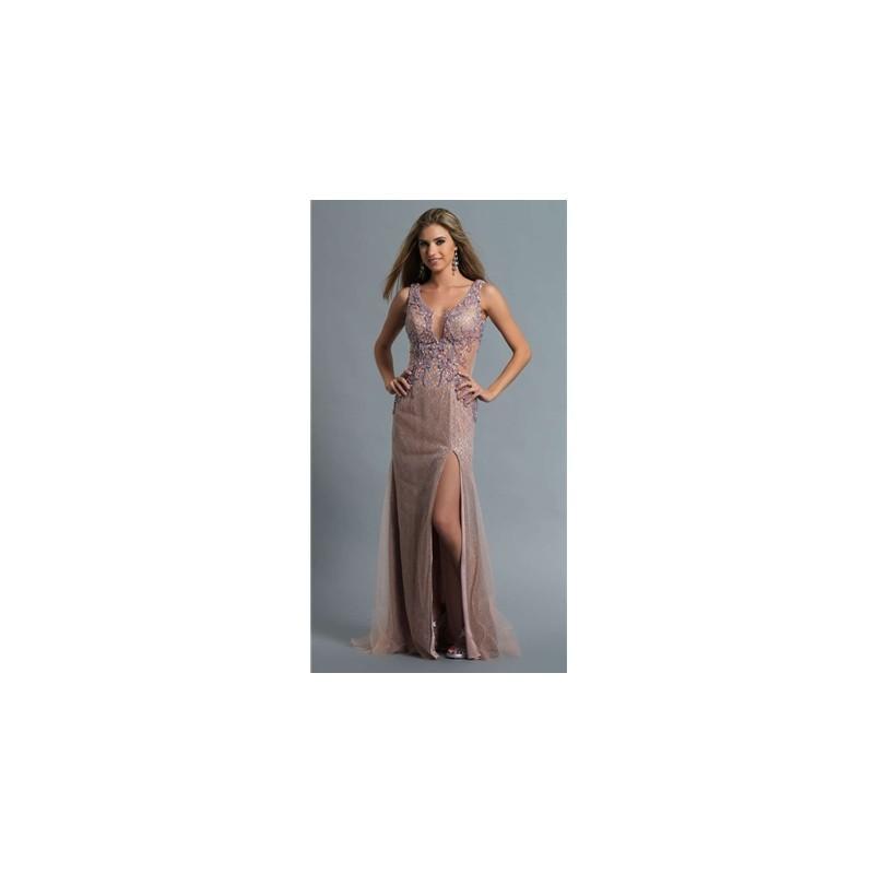 Wedding - Dave and Johnny Prom Dress Style No. 1155 - Brand Wedding Dresses