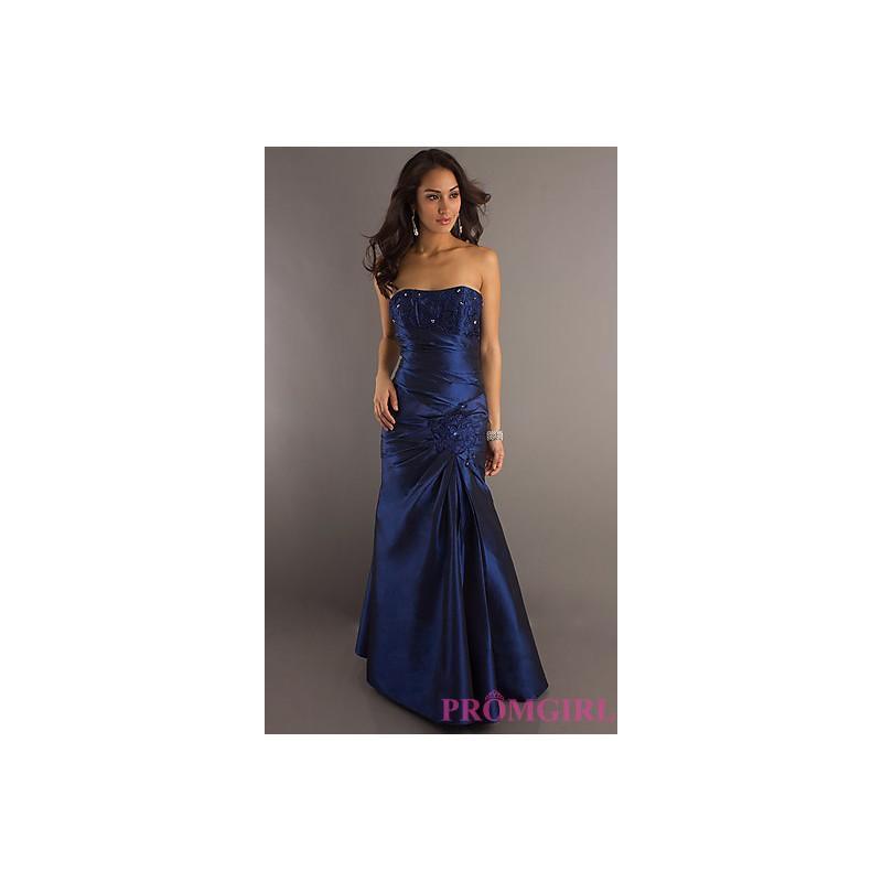 Boda - Affordable SF-29283 - Long Formal Gown 29283 - Bonny Evening Dresses Online