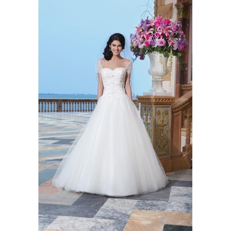 Wedding - Sincerity 3840 - Stunning Cheap Wedding Dresses