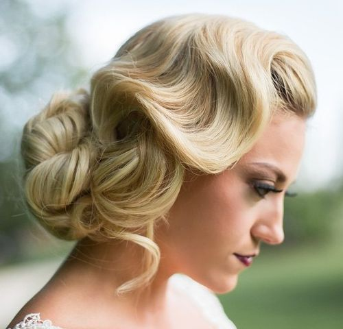 Düğün - 45 Classy Hairstyles For Long Blonde Hair