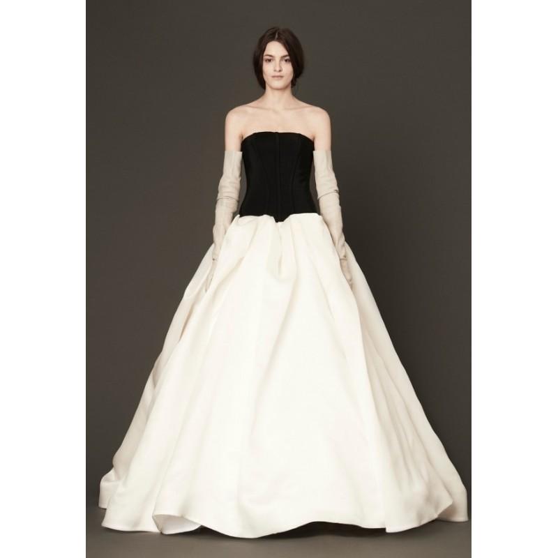 f9f6de61ec Miriam (Vera Wang) - Vestidos De Novia 2017  2683627 - Weddbook