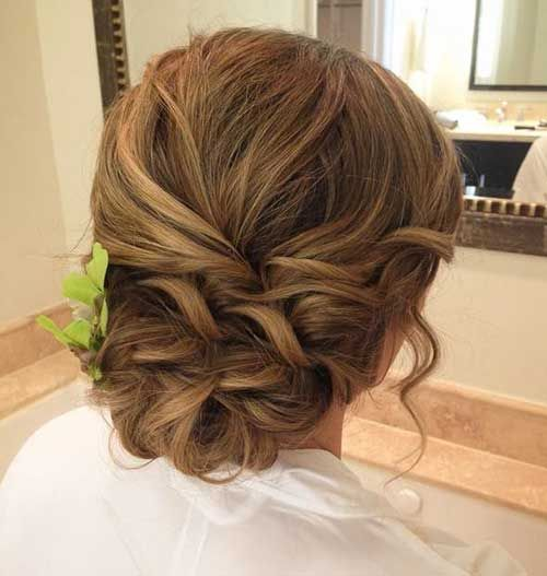 Düğün - Updos For Wedding