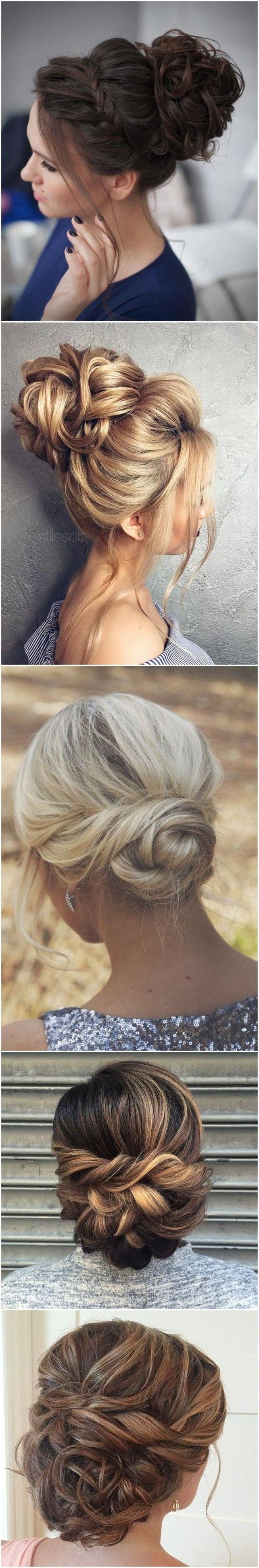 Düğün - Come And See Why You Can't Miss These 30 Wedding Updos For Long Hair