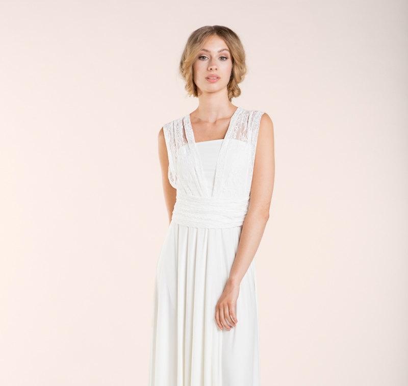 Short Lace Wedding Dress Short Wedding Dress Reception Dress