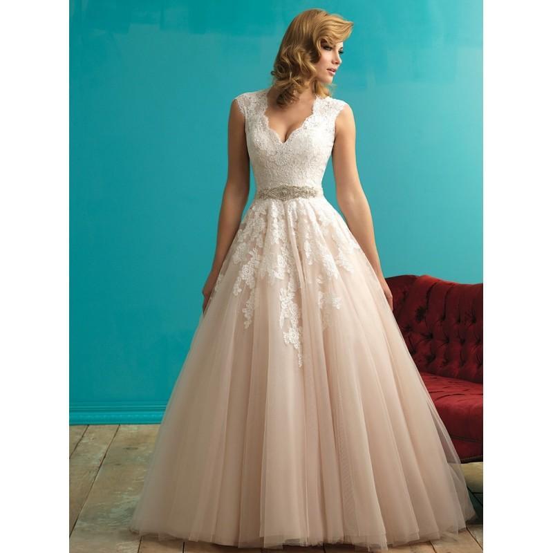 Wedding - Allure Bridals - Style 9272 - Junoesque Wedding Dresses