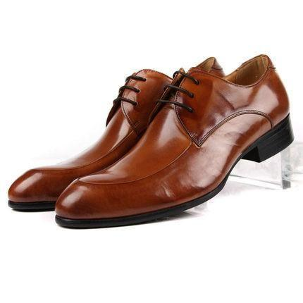 Mariage - 2017 Oxford Shoes Wedding Shoes